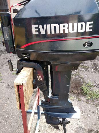 Лодочний мотор Johnson Джонсон Евінруд 6 - 8