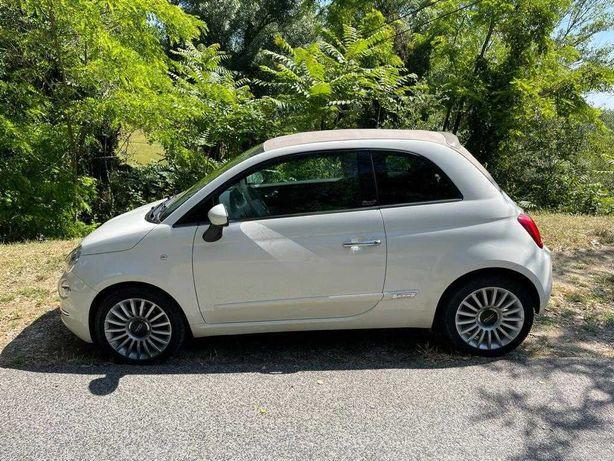 Fiat 500C Descapotável