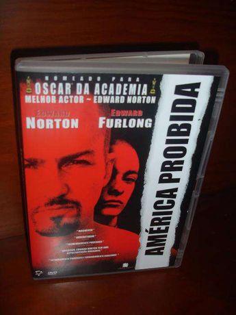 América Proibida - Amaray DVD