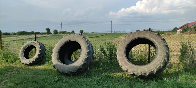 Opony rolnicze nie klejone  r28