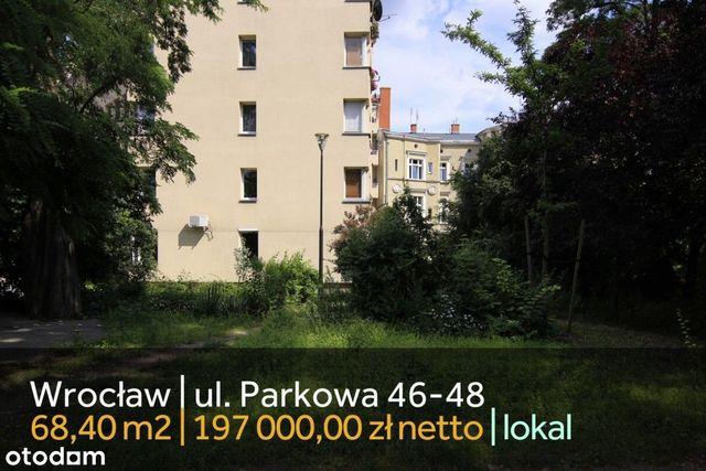 Wrocław   Parkowa   Lokal użytkowy