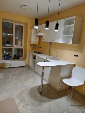 продам запечатанную кухню мдф ламинированные фасады св беж 2,2м