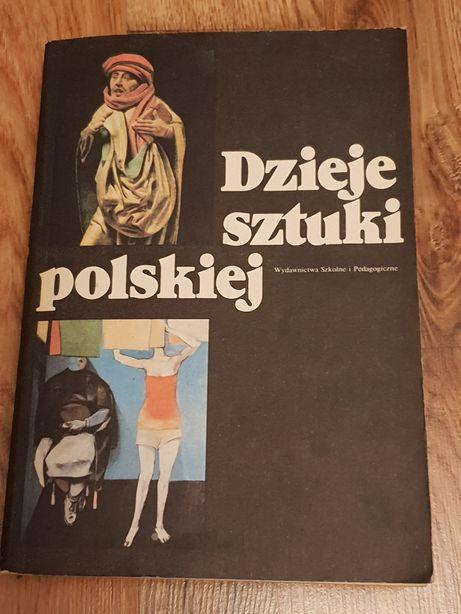 Dzieje sztuki polskiej. Bożena Kowalska