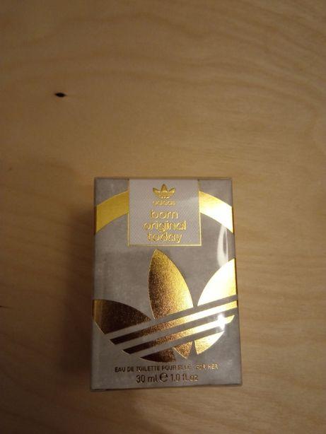 Zafoliowane perfumy Adidas Born Original Today for her 30ml nowe