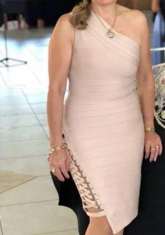 Śliczna bandażowa sukienka roz S/M