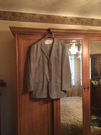 Мужской брендовый  костюм даниеэль ризотто  р 54