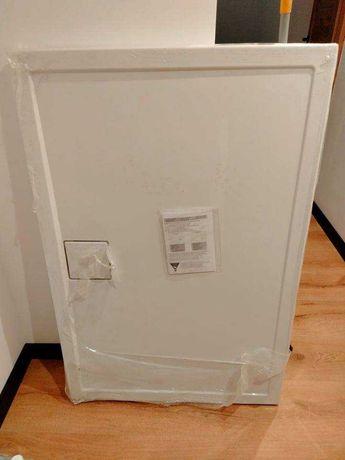 Akrylowy brodzik prysznicowy prostokątny 120x80 B-0330 (nie używany)