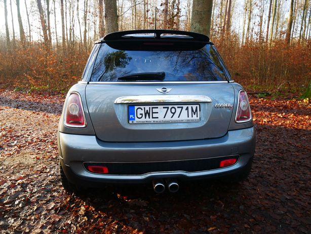 Mini Cooper S 175 Ładny zadbany