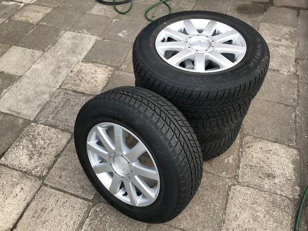 Felgi MAM 6 7Jx16 5x112 + opony 215/65/16 - Audi Mercedes