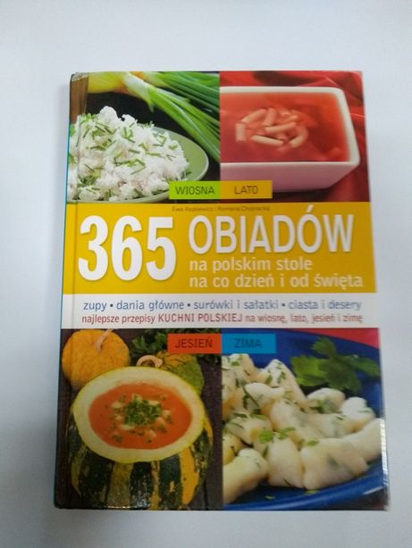 365 obiadów na polskim stole na co dzień i od święta Aszkiewicz