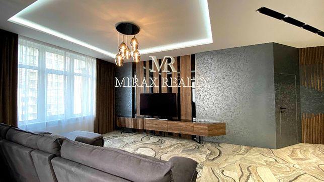 Продажа видовой 3ком квартиры 125м2 Новопечерские Липки Драгомирова 15