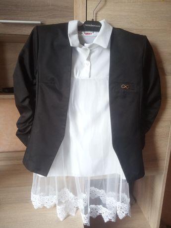 Стильный школьный пиджак