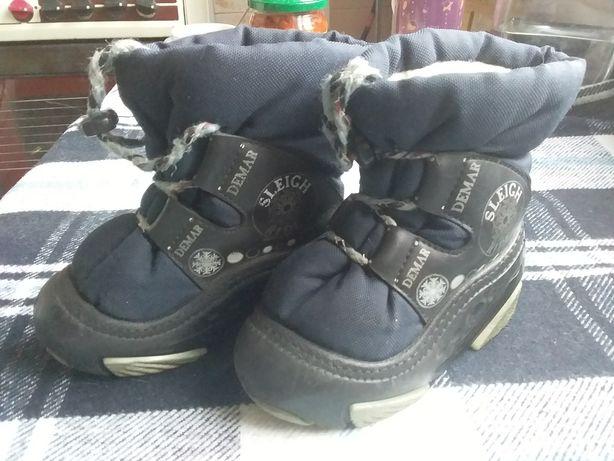 Сапоги сапожки ботинки Demar
