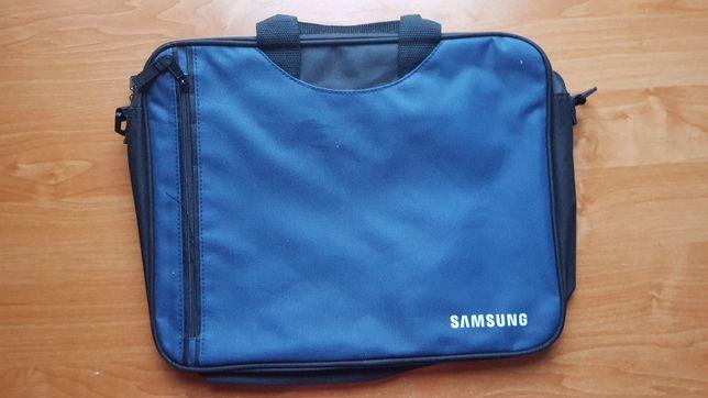 Nowa torba nie tylko na laptopa Samsung jednokomorowa lekka