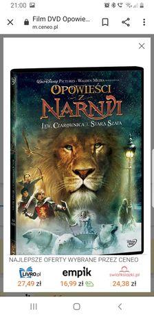 Opowiesci z Narnii: Lew, czarownica i stara szafa(DVD)