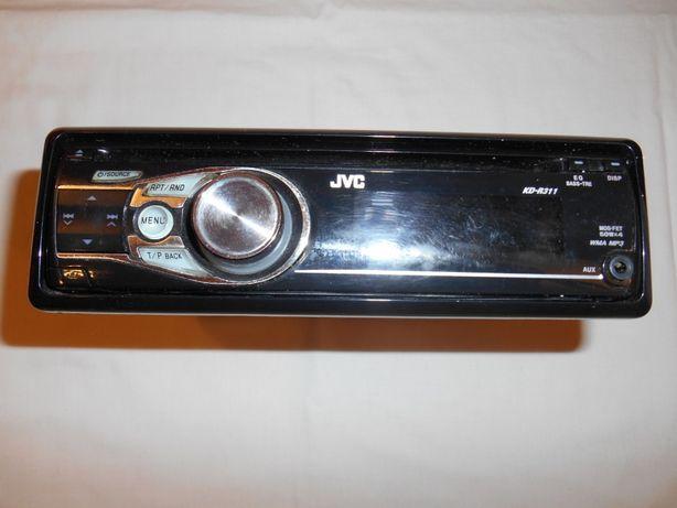 RADIO samochodowe JVC KD-R311 CD, MP3, Vma,