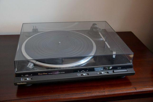 Gramofon TECHNICS SL-DD3 - super stan, super dzwiek