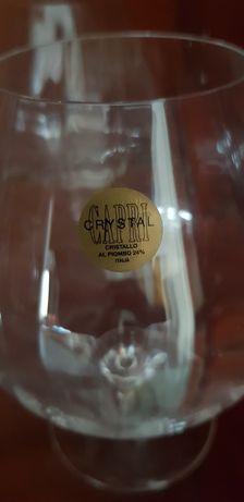 Conjunto whisky cristal Capri