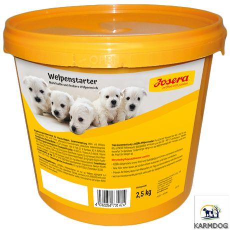 Mleko dla psów Josera Welpenstarter 2,5kg
