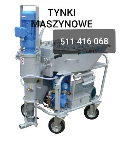 Tynki maszynowe ,tynki cementowo-wapienne– najważniejsza jest jakość