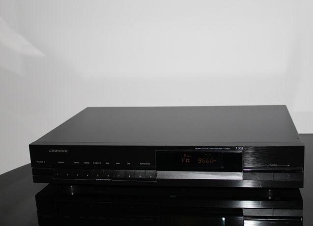 GRUNDIG T 302 Tuner radiowy cyfrowy segment stereo hi-fi Wysyłka
