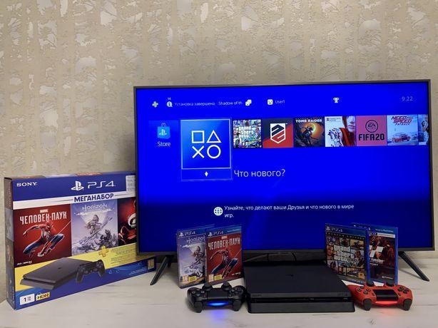 Sony PS4 Playstation 4.Гарантия.Comfy.