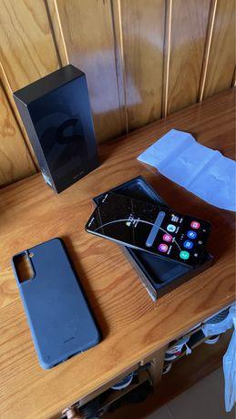 Galaxy S21 Plus 5G 256GB C/ Fatura e Garantia Troco/Retomo