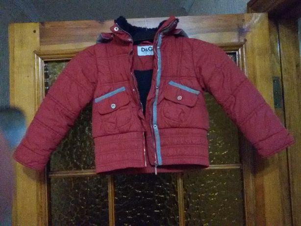 Детская куртка D&G JUNIOR