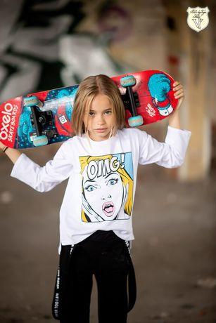 Bluzka OMG Kids by Voga r. 110-116, 134-140.