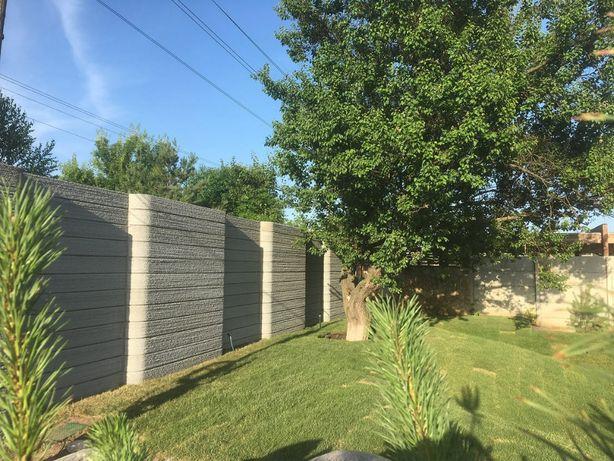 бетонный забор винница
