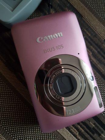Фотоаппарат CANON IXUS 109 розовый
