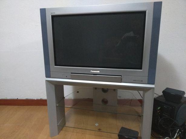 Televisão Panasonic tx-28pb50f