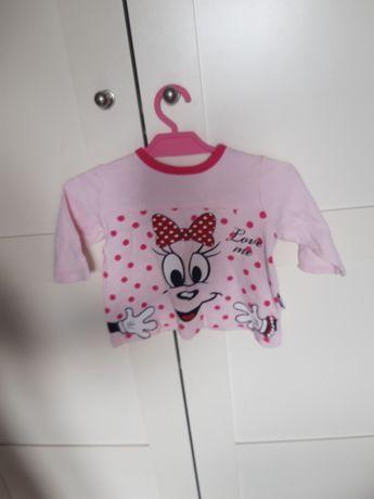 Różowa bluzeczka r.80