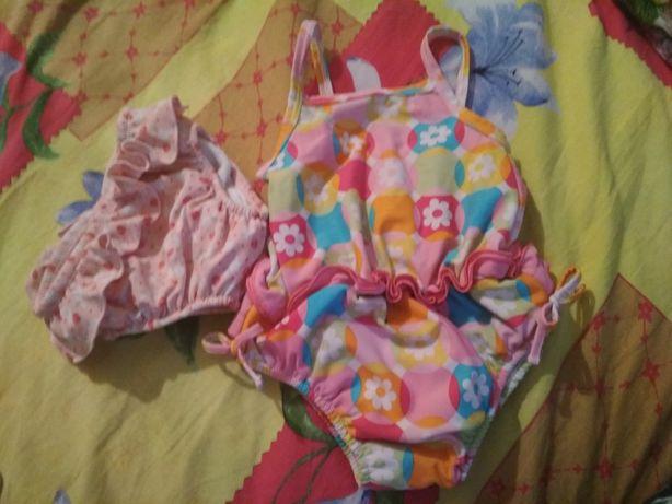Купальник плавки для купания на девочку