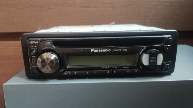 Radio samochodowe Panasonic CQ-RDP123N CD
