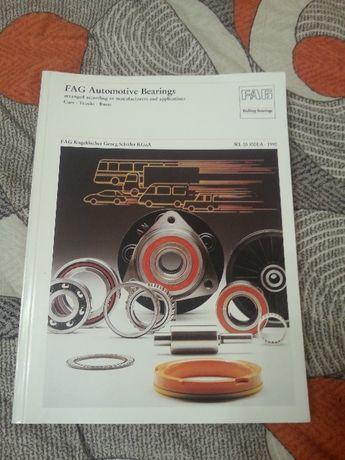 katalog FAG łożysk samochodowych