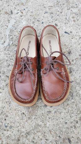 Туфли, мокасины ортопедические Helvesko (Швейцария). Размер 39
