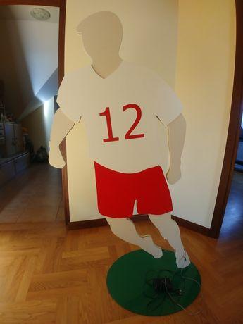 Lampa stojąca piłkarz football soccer prezent dzieci dziecka okazja