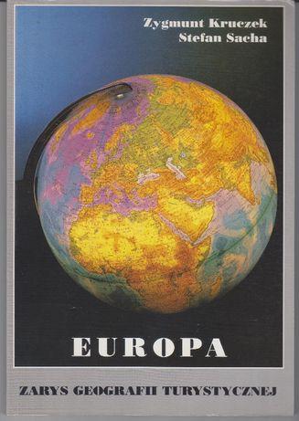 Europa. Zarys geografii turystycznej.
