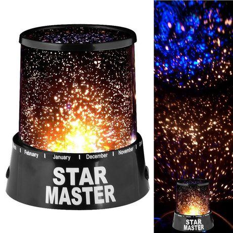Проектор ночник звездного неба Star Master светильник лампа Стар Масте