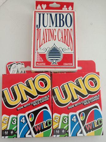 Уно ,Джумбо-увлекательные игры.сша.