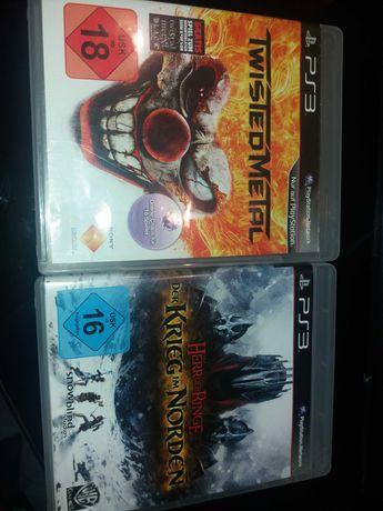 Konsola PS3 plus gry