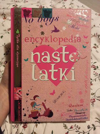 """Książka 'Encyklopedia nastolatki"""", prezent"""