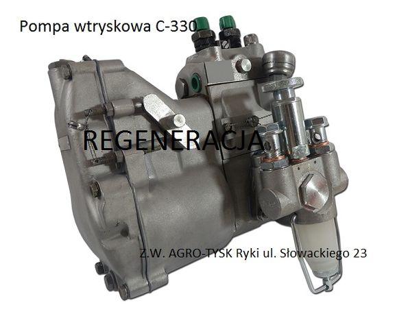 Pompa wtryskowa Ursus C-330 C330 po regeneracji Gwarancja 12m-cy