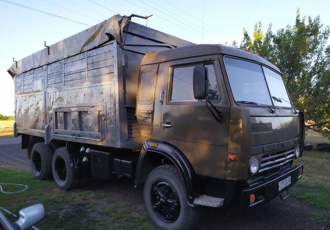 Камаз 5320 бортовой грузовик