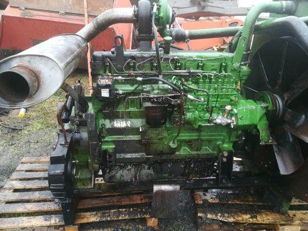 Silnik John deere 6081HZ , moc 220KM, 1998rok, kombajn 2256 i inne