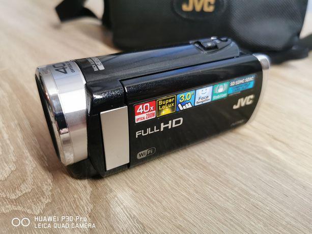 JVC Kamera full HD