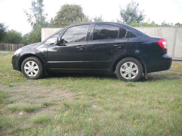 SUZUKI SX4 седан 2008г