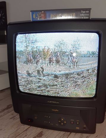 TV z magnetowidem , Mitsubishi , lata 90-te
