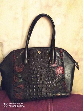 Женская вдобная, элегантная сумка